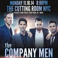 BWW Previews:  THE COMPANY MEN at The Cutting Room in NYC on 11/18
