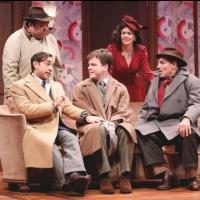 Photo Flash: First Look at David Beach and More in Westport Country Playhouse's ROOM SERVICE