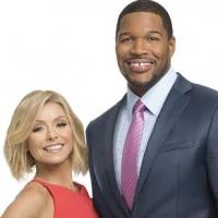 Scoop: LIVE WITH KELLY AND MICHAEL - Week of October 20, 2014