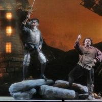 BWW Reviews: Furlanetto Conquers La Mancha - With Dignity