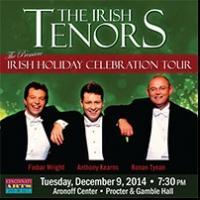 The Irish Tenors, Tango Buenos Aires, Alvin Ailey an RAIN Join Cincinnati Arts Association's 2014-15 Season