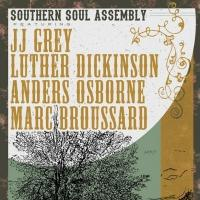The Southern Soul Assembly Announces Tour Ft. JJ Grey, Marc Broussard, Anders Osborne & Luther Dickinson