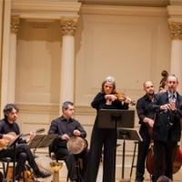 Carnegie Hall Launches April 2015 BEFORE BACH Series Tonight