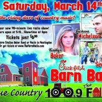 Kaitlyn Baker to Perform at the Chick-fil-A Barn Bash in Huntingdon This Weekend
