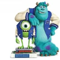 MONSTERS UNIVERSITY Tops Rentrak's DVD & Blu-ray Sales & Rentals for Week Ending 11/10