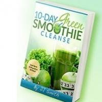JJ Smith's '10-Day Green Smoothie Cleanse' Ranks Highest on Amazon.com's Best Seller List