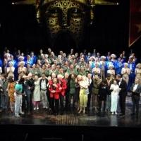 Photo Coverage: Onstage and Backstage at MISS SAIGON's 25th Anniversary Performance!