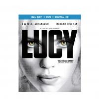 Scarlett Johansson Stars in LUCY, Coming to Blu-ray & DVD 1/20