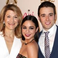 BWW TV: Bienvenue! Chatting with Vanessa Hudgens & the Company of GIGI on Opening Night