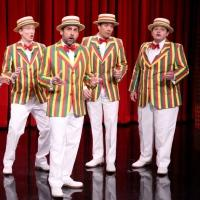 VIDEO: Steve Carell Joins Jimmy Fallon's Barbershop Quartet for Marvin Gaye's 'Sexual Healing'