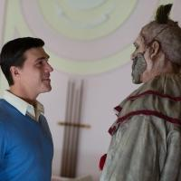 AMERICAN HORROR STORY's Finn Wittrock Talks PHANTOM Inspired Twisty The Clown