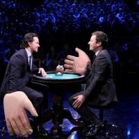 VIDEO: Mark Wahlberg Plays Slap Jack; Talks New Film 'The Gambler' on TONIGHT