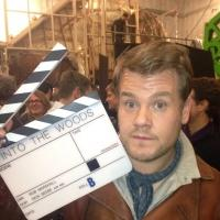 Filming Wraps On INTO THE WOODS Movie! James Corden & More Tweet From Set