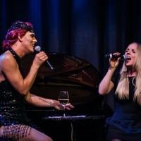 Photo Coverage: Velma Celli, Kerry Ellis And Christina Bianco Play the Hippodrome