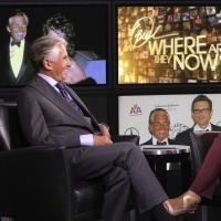 Sneak Peek - George Hamilton Set for Tonight's Episode of OPRAH: WHERE ARE THEY NOW?