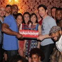Photo Coverage: ROCKY Cast Celebrates 100 Performances on Broadway!