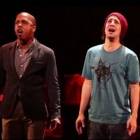 BWW TV: Watch Highlights from Encores! TICK, TICK... BOOM with Lin-Manuel Miranda, Leslie Odom Jr. and Karen Olivo!