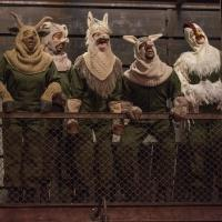 Photo Flash: First Look at Steppenwolf for Young Adults' ANIMAL FARM Photos