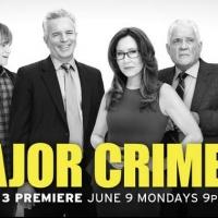 Tom Berenger & More to Guest on Season 3 of TNT's MAJOR CRIMES
