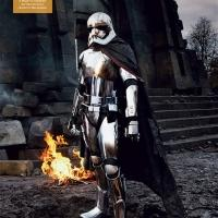 PHOTO: First Look - New STAR WARS Villain 'Captain Phasma' Revealed!