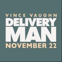 DELIVERY MAN's Vince Vaughn and Chris Pratt Introduce Movie Via Satellite, Twitter, Today