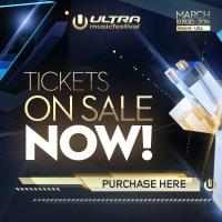 Tickets Now on Sale for ULTRA MUSICA FESTIVAL 2016