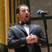 Acclaimed Italian Tenor Luciano Lamonarca Performs Today for Anniversary of the United Nations Academic Impact