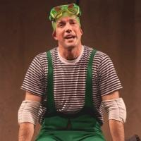 Photo Flash: First Look at Lorenzo Pisoni in HUMOR ABUSE at Mark Taper Forum