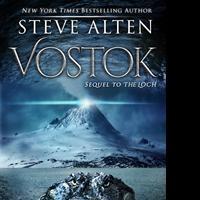 Steve Alten Releases VOSTOK