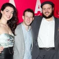 BWW TV: Inside Opening Night of Atlantic Theatre Company's FOUND with Hunter Bell, Lee Overtree, Eli Bolin & More!