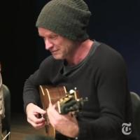 In Performance Video: THE LAST SHIP's Sting, Rachel Tucker Perform 'August Winds'