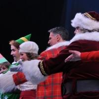 Photo Coverage: Cast of Paper Mill Playhouse's ELF Takes Opening Night Bows!