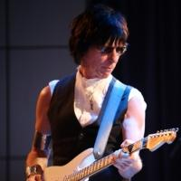 JEFF BECK Announces 2015 Solo Tour Dates