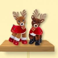 Build-A-Bear Celebrates Rudolph the Red-Nosed Reindeer's 50th Anniversary on TV