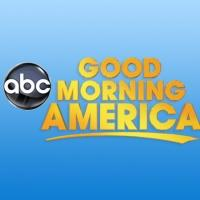 ABC's GOOD MORNING AMERICA is No. 1 for the Week in Total Viewers