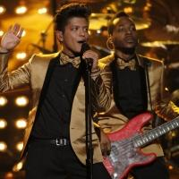 Bruno Mars, Robin Thicke Among Artists Featured on 2014 GRAMMY NOMINEES ALBUM, Out Today