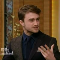 STAGE TUBE: Daniel Radcliffe Talks 'INISHMAAN' on LIVE WITH KELLY AND MICHAEL