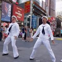 VIDEO: Watch Stars of Broadway-Bound ON THE TOWN in New Promo!