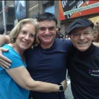 Photo Flash: Dancers Over 40 Supports BC/EFA at 2014 Broadway Flea Market