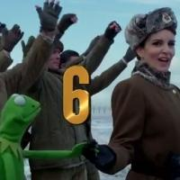 VIDEO: Tina Fey & More in New Spot for MUPPETS MOST WANTED