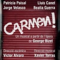 'CARMEN!' llega al Almeria Teatre de Barcelona