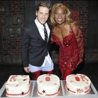 Photo Flash: KINKY BOOTS Cast Celebrates 500th Performance!