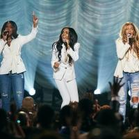 Photo Flash: eOne Music Wins Big at 2015 STELLAR GOSPEL MUSIC AWARDS; Plus Destiny's Child Reunion!