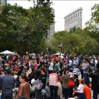 FALL KIDS FEST 2014 to Kick Off 10/18 in Madison Square Park