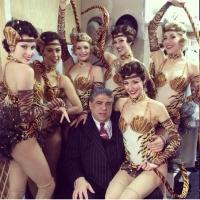 Photo Flash: Saturday Intermission Pics, 4/26- BULLETS OVER BROADWAY, 50 SHADES, ROCKY, and More Pose for the Camera