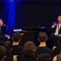 BWW Reviews:  Tony-Nominated Writers PASEK AND PAUL Share Love of Musical Theatre with Bethesda Audience