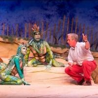 Photo Flash: First Look at SEASCAPE at TheatreWorks New Milford