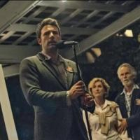 Photo Flash: First Look at Ben Affleck in David Fincher's GONE GIRL
