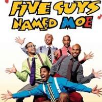 FIVE GUYS NAMED MOE Begins Tonight at Broward Stage Door Theatre