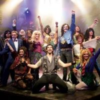 ROCK OF AGES Closes Today at the Garrick Theatre; UK Tour to Follow